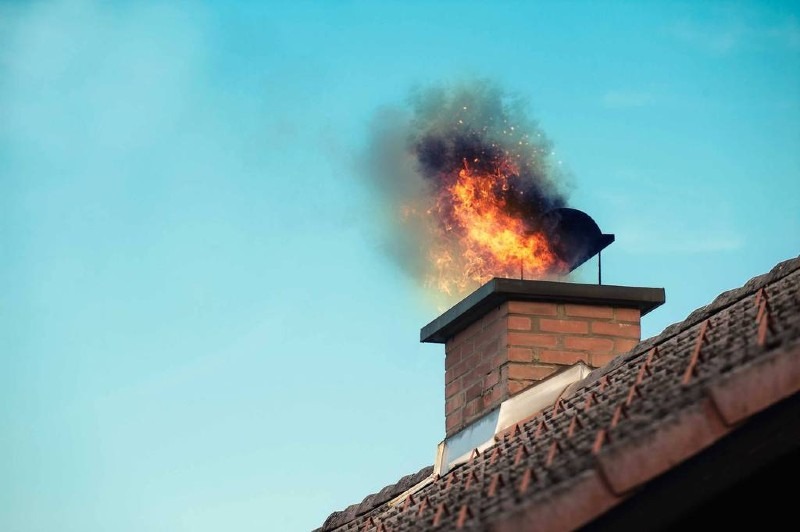 What Are The Signs Of A Chimney Fire